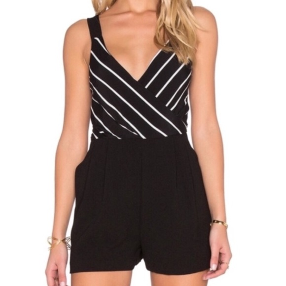 Mink pink romper nwt size small and xsmall avail